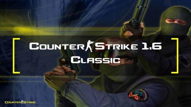 Скачать сборку CS 1.6 Classic