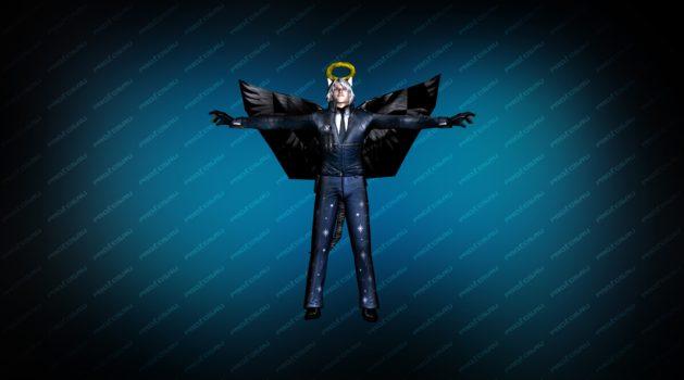 Модель игрока «Ангел» для CS 1.6