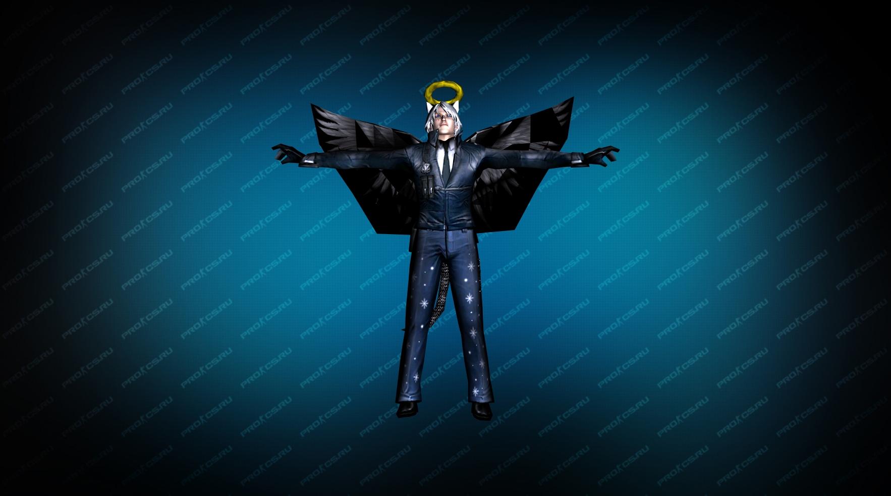 Модель игрока «Ангел» вид спереди