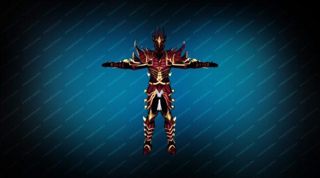Модель игрока «Соверигн» TT для  CS 1.6