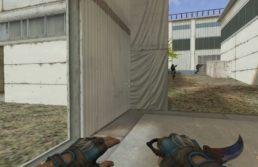 Нож для CS: GO 1.6