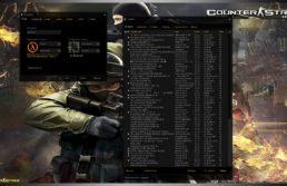 Counter-Strike 1.6 Online фоновой рисунок