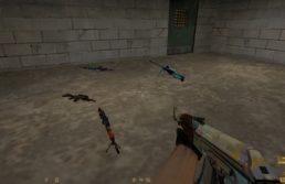 Counter-Strike 1.6 Online АК-47