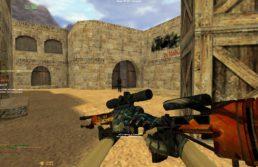 Counter-Strike 1.6 Online скаут