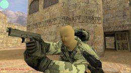 Модель террориста в сборке от Сахара